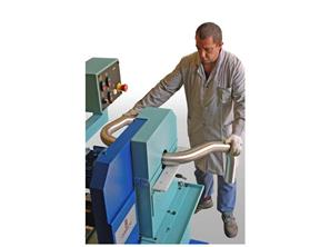 Tube Grinding Machines with Bend